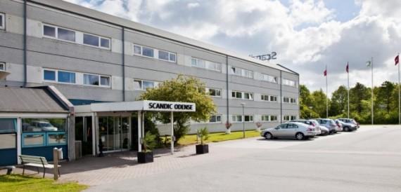 Отель Scandic Odense
