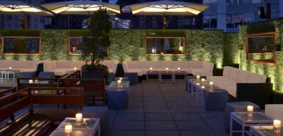 Taket Steen og Strøm Restaurant