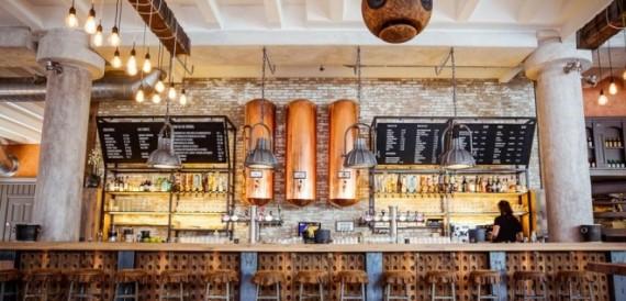 Milu Den Haag a Bar-Restaurant