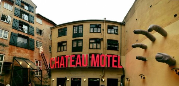 Chateau Motel-Nightclub