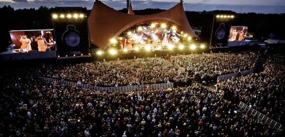 Фестиваль в Роскилле