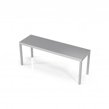 Pastatoma lentyna darbo stalams vienguba