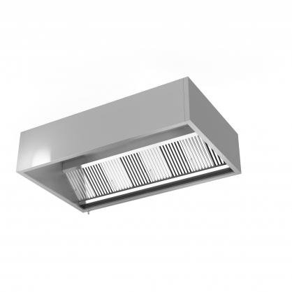 Priesienis dėžutės formos ventiliacinis gaubtas