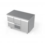 Šaldomi stalai ir šildoma įranga