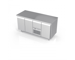 Cooling Counters and Heated Equipment