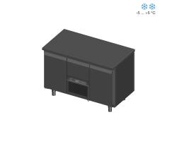 Холодильные столы и оборудование с подогревом