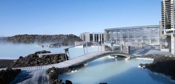 SPA Géothermique Blue Lagoon