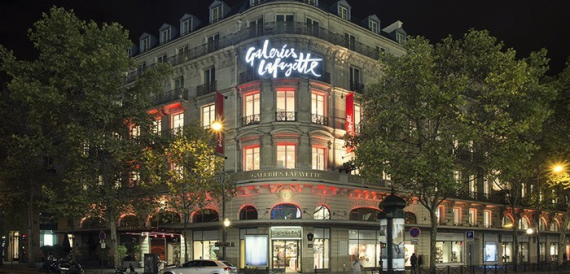 Galeries Lafayette Shopping Centre