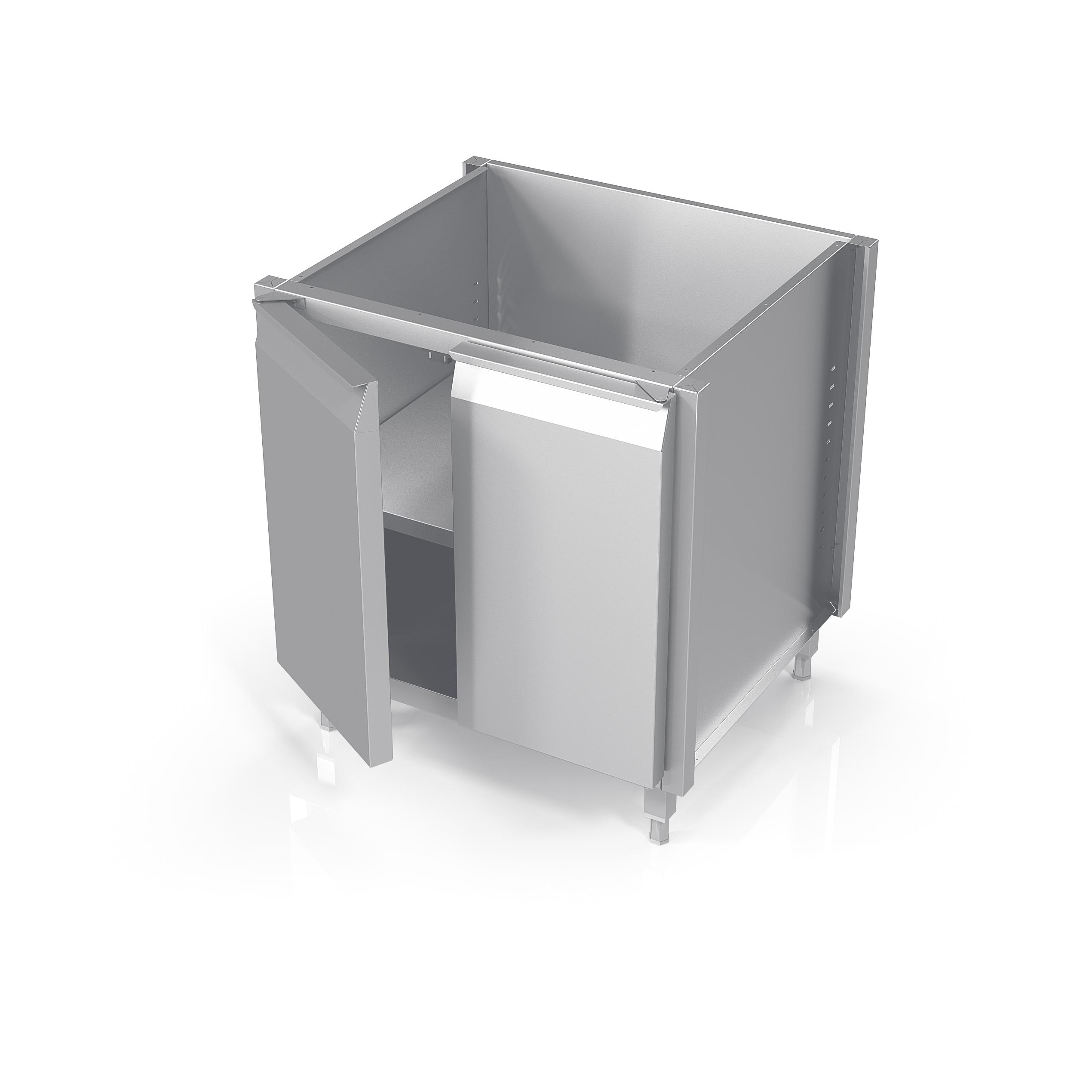 Module With Adjustable Shelf and Shutting Doors  sc 1 st  Novameta & Module with Adjustable Shelf and Shutting Door